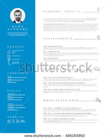 Resume templates to use for free